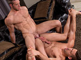 Alex Mecum and Kyle Ka