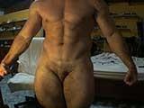 Muscle Jock Mangina
