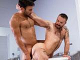 Dorian Ferro and Jack