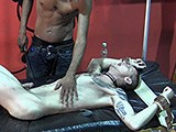Tied Down Twink Gets W