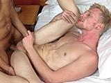 Pale Blonde Bareback