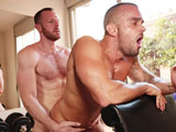 Tim and Damien Crosse