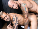 Sean Duran and Kaleb K
