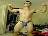 Hot Jock Thong Strip