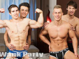Wank Party 2016 2 Part
