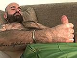 Hairy Bear Jerkoff