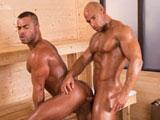 Micah Brandt and Sean