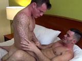 Nick Powers and Brogan