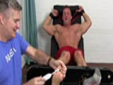 Dude Tickled by Older