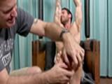 Chase Endures Tickling