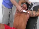 Michael Roman Gets Tie