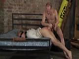 Sean Fucks Bound Corey
