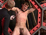 Twink Flogged on All F