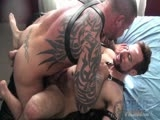 Marc Angelo and Sam Bl