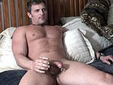 Muscle Hunk Jerking Of