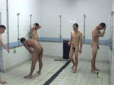 Footballers GangShower