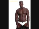 Muscular Black Guy