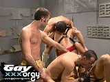 army boys orgy