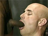 Sucking A Black Cock