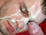 Hot Massive Gay Facial
