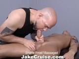 Shane Frost Massaged