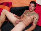 Tatted Pete Blows Load