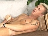 Blond big dicked dylan