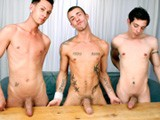 3 big dicked boys