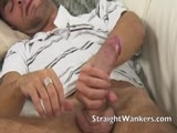 Wanking My Huge Cock f