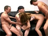 3 Guys and a Woman
