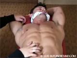 Tickling Dante Brice