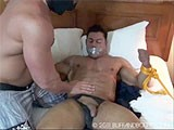 Huge Hunk In Trouble