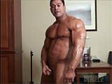 Huge Muscle Guy