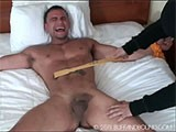 Tickling a Muscle Hunk