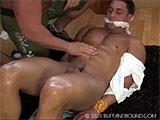 Hog Tie Muscle Guys