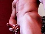 Naked Fireman Jordan J
