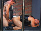 Leather Lock Up
