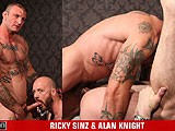 Ricky Sinz and Alan Kn