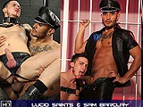 Lucio Saints and Sam B
