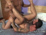 Muscle Black Dude Fuck