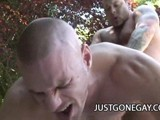 Pool Guy Fucks by Bear