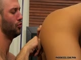 Hairy David Fucks Trev