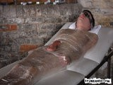 Blindfolded and Mummif