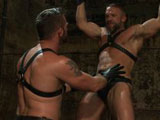Dirk Caber and Morgan