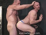 Rough Bareback Fucking