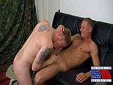 Soldier Fucks Ginger H
