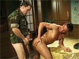 Military Ass Play