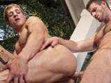 Rusty Stevens and Marc