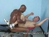 Interracial Anal Sex E