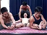 Gang Tickling Vahn